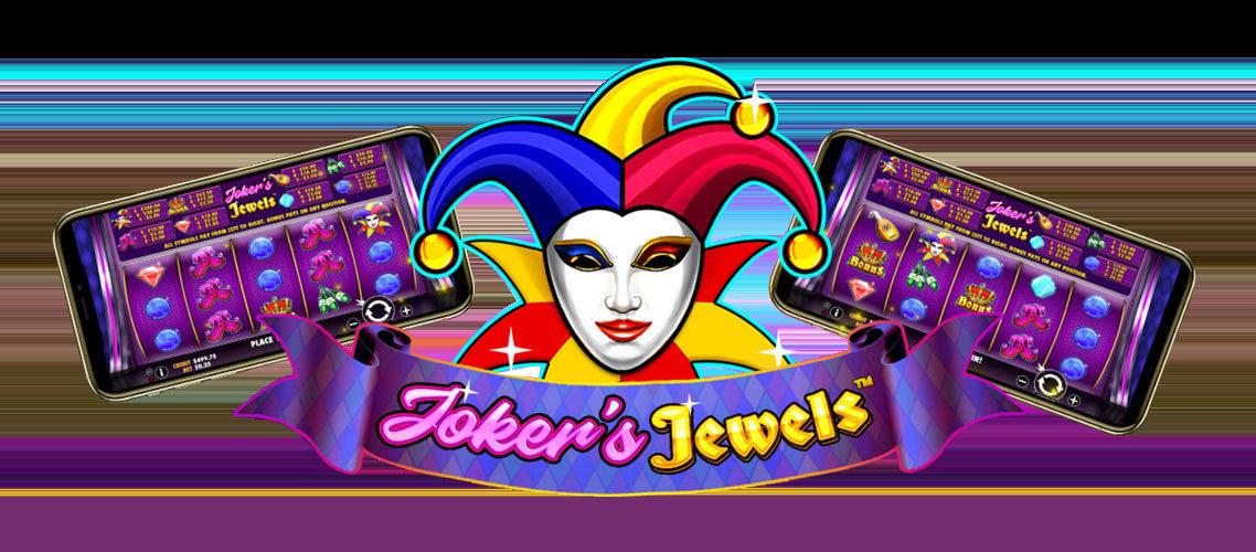 Joker's Jewels Slots Racer