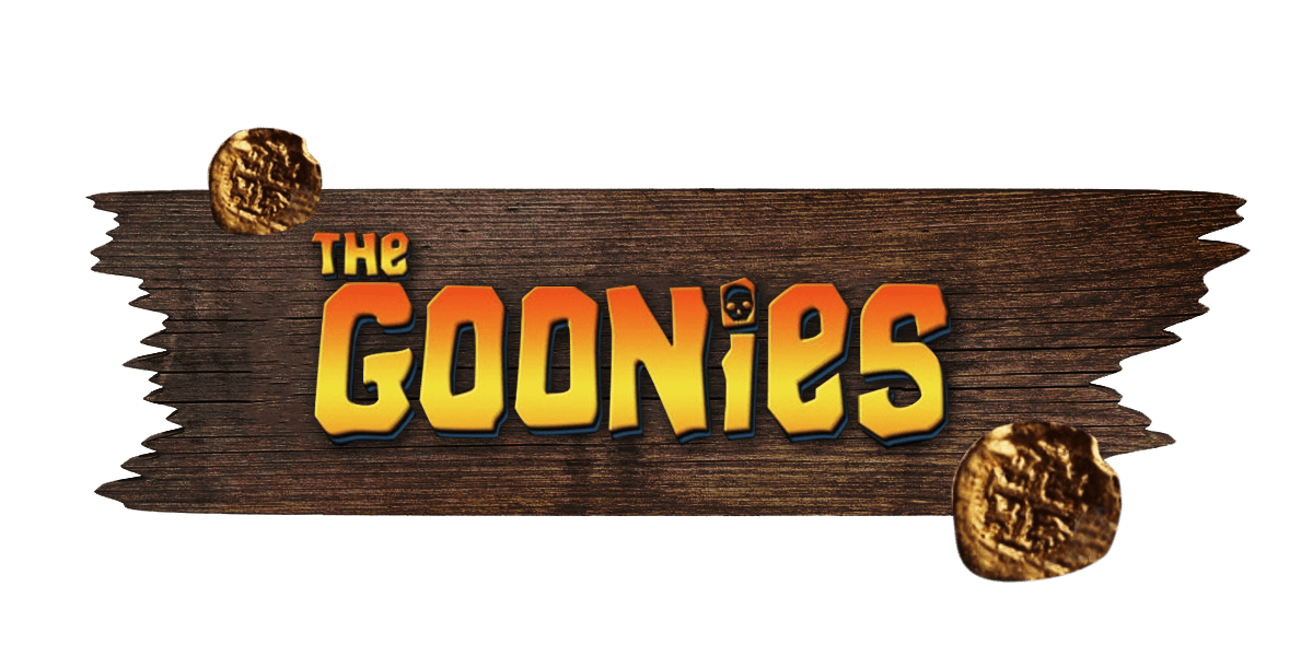 The Goonies Logo