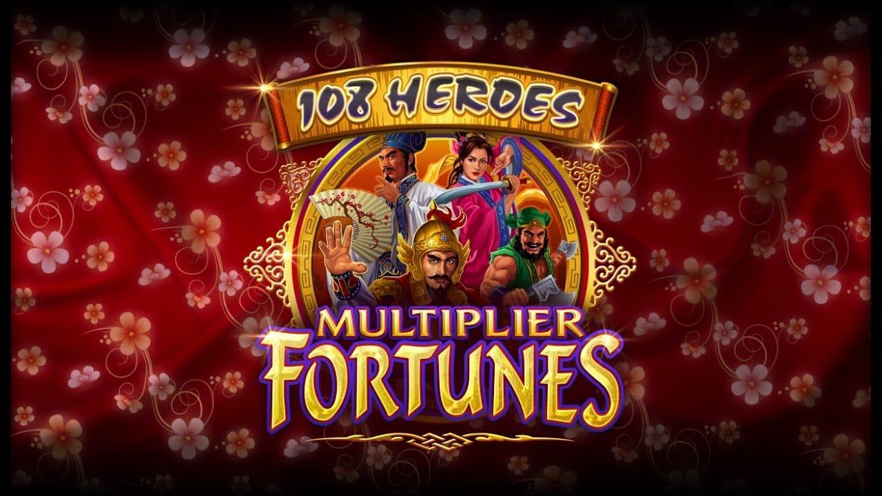 108 Heroes Slots Racer