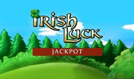 Irish Luck Jackpot Logo