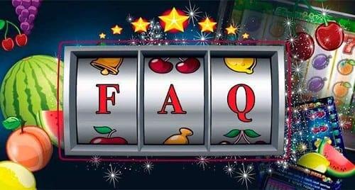 FAQ image on Slots