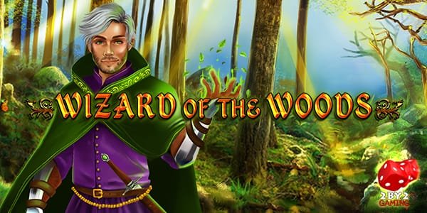 Wizard of The Woods Slot Slots Racer