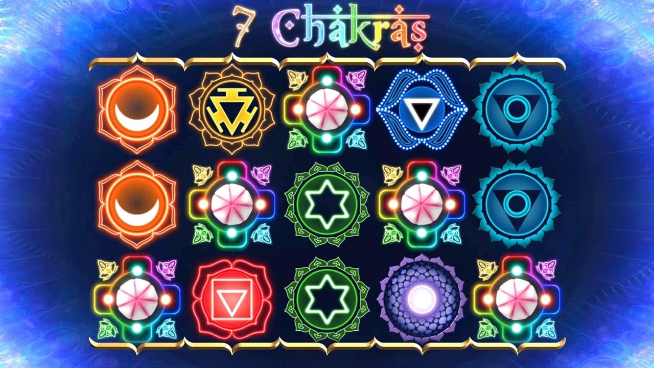 7 chakras gameplay slots racer