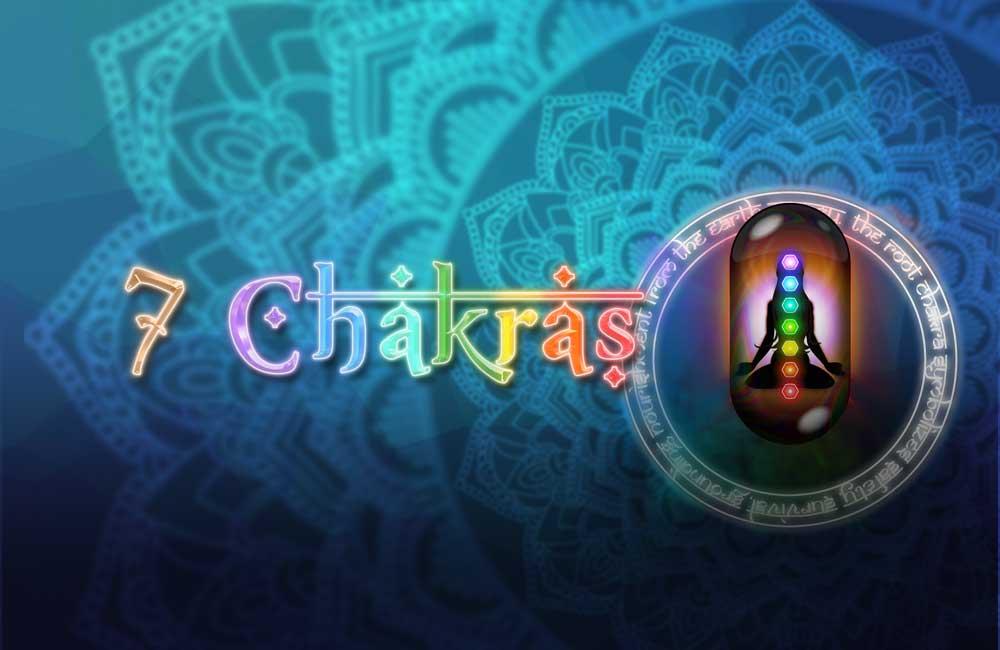 7 Chakras slots game slot racer