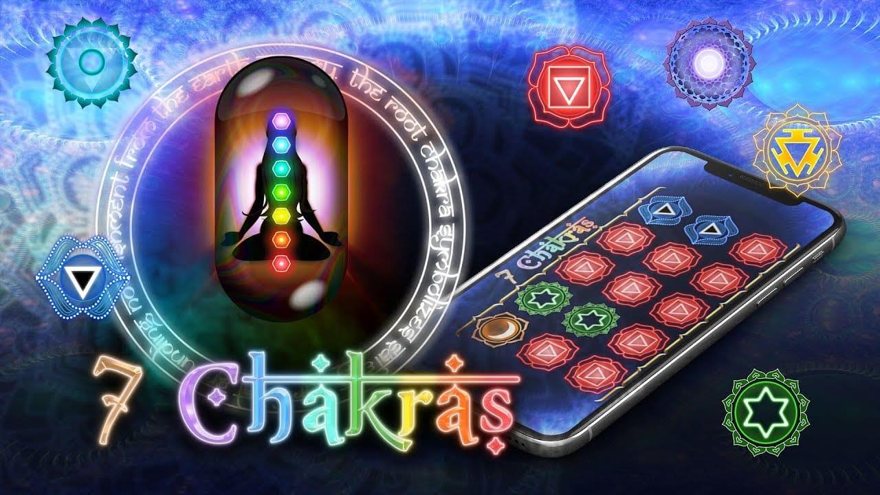7 chakras mobile slots racer