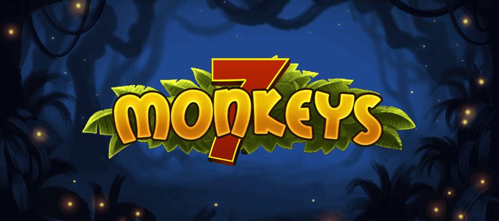 7 Monkeys Slot Logo Slots Racer
