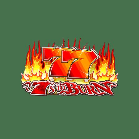 7s to Burn Slot Game Logo