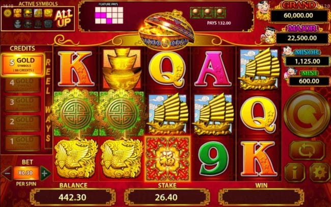 88 Fortunes Slot Online