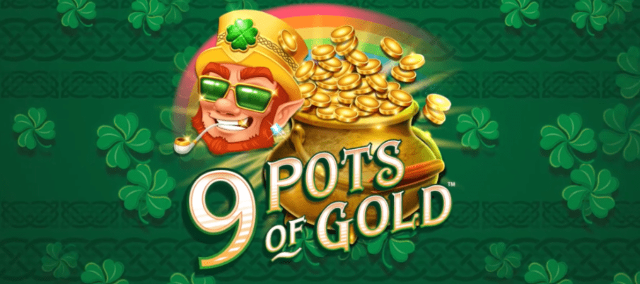 9 Pots of Gold Slots Racer