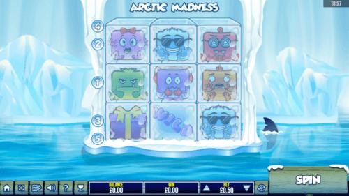 Arctic Madness Slot UK