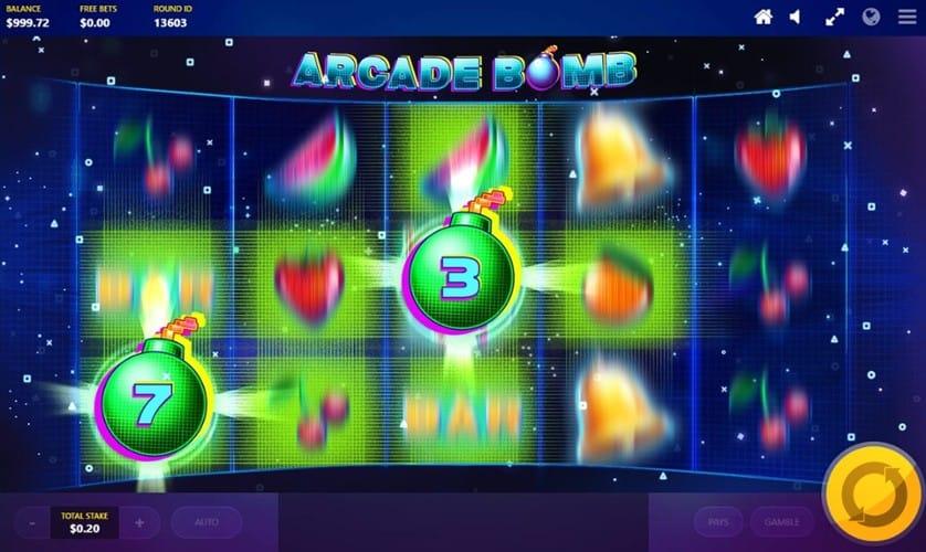 Arcade Bomb Slots Online