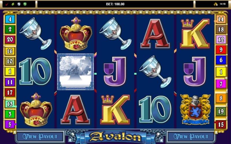 Avalon Slot Online