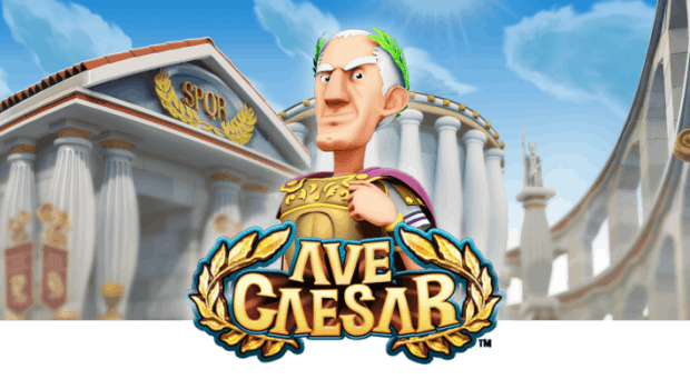 Ave Caesar Jackpot King Slots Racer