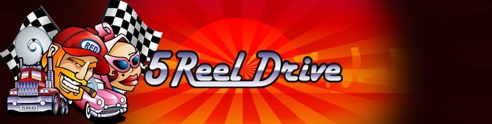 5 Reel Drive Slots Racer
