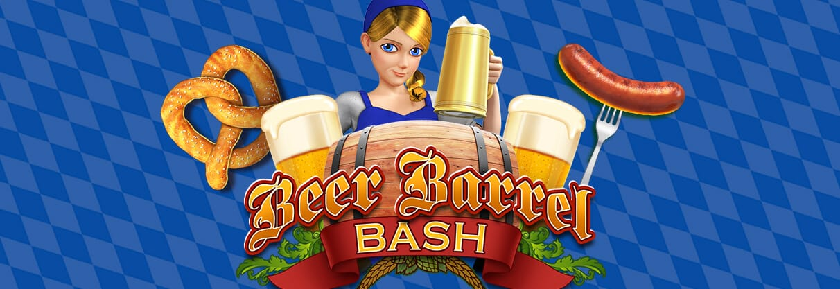 beer barrel bash slot game review