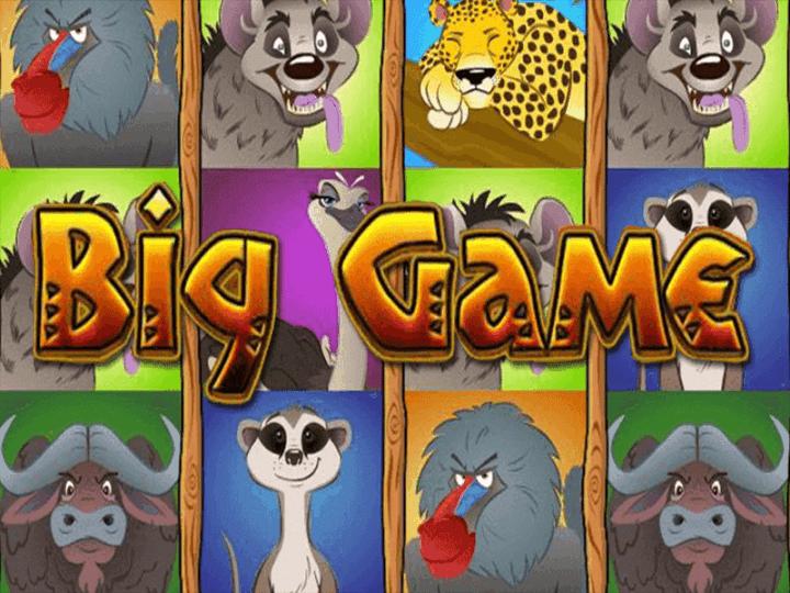 Play Big Game Slots Racer