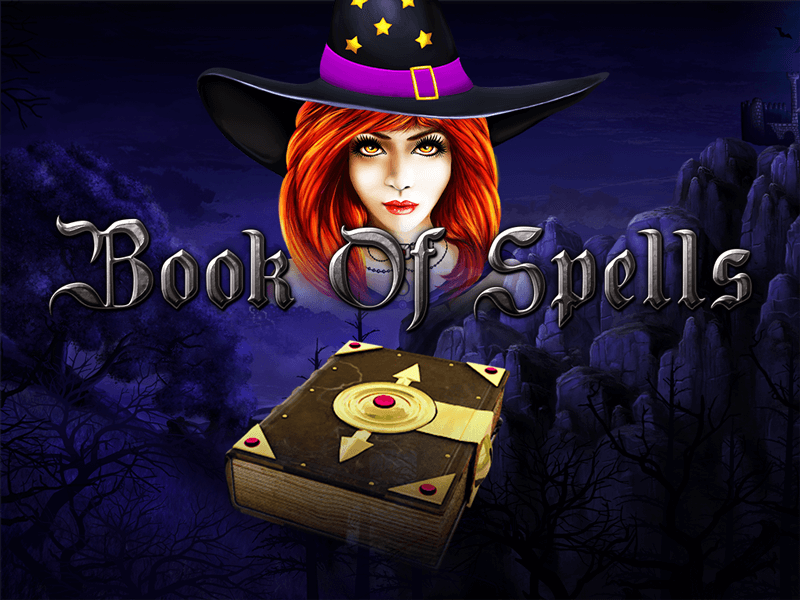 Book of Spells Slots Racer