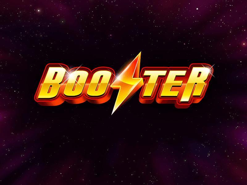 Booster Slot Logo Slots Racer