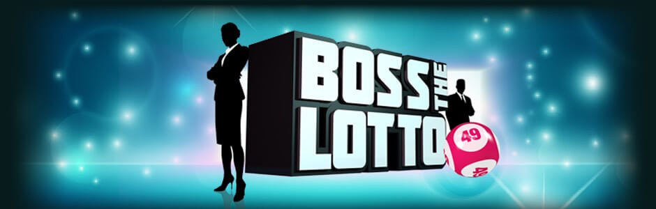 Boss the Lotto Slot Logo Slots Racer