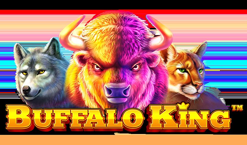 Buffalo King Slot Logo Slots Review