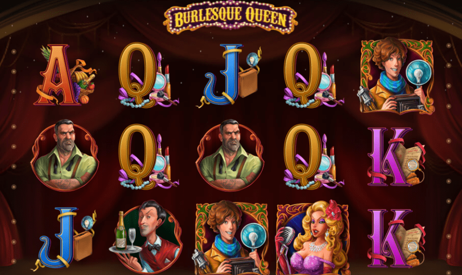 Burlesque Queen Slot Game