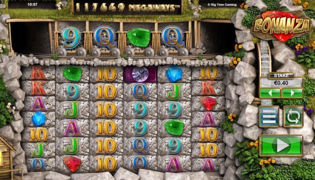 Bonanza gameplay casino