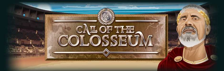 Call of the Colosseum Slots Racer
