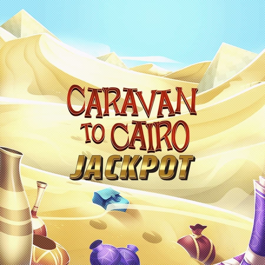Caravan to Cairo Jackpot Slot Slots Racer