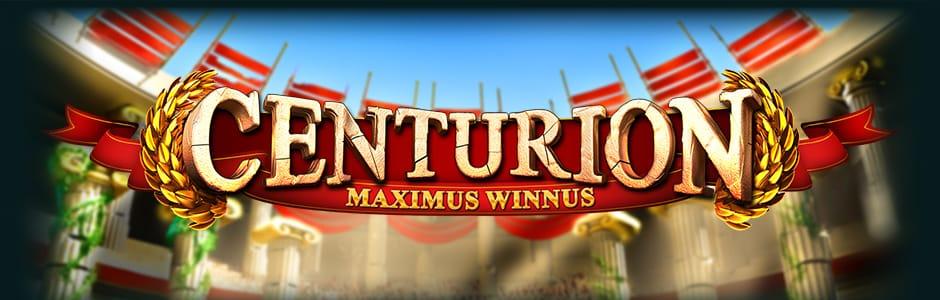 Play Centurion Slot Slots Racer