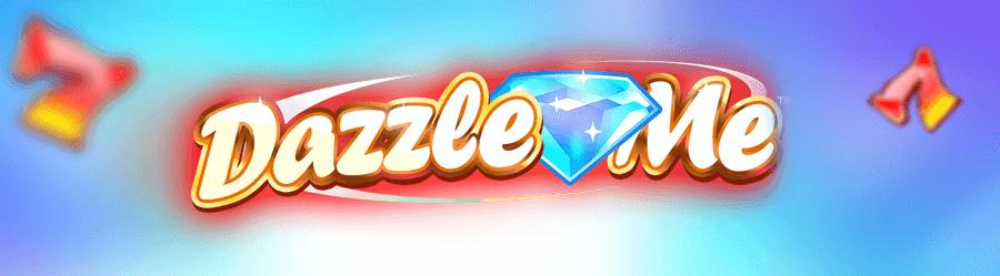 Dazzle Me Slot Logo Slots Racer