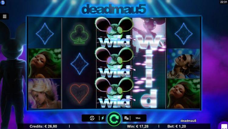 Deadmau5 Online Slots Reels