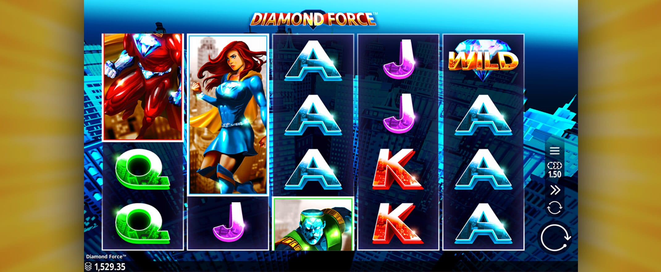 Diamond Force Free Slots