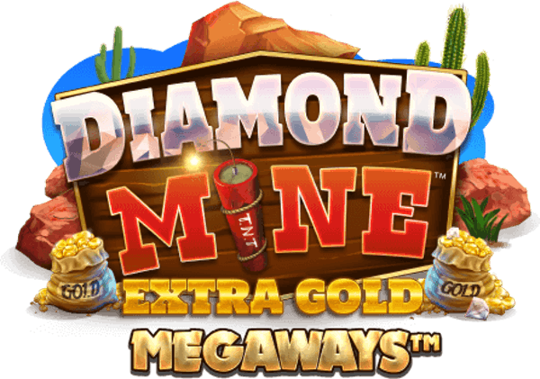 Diamond Mine Extra Gold Slots Racer