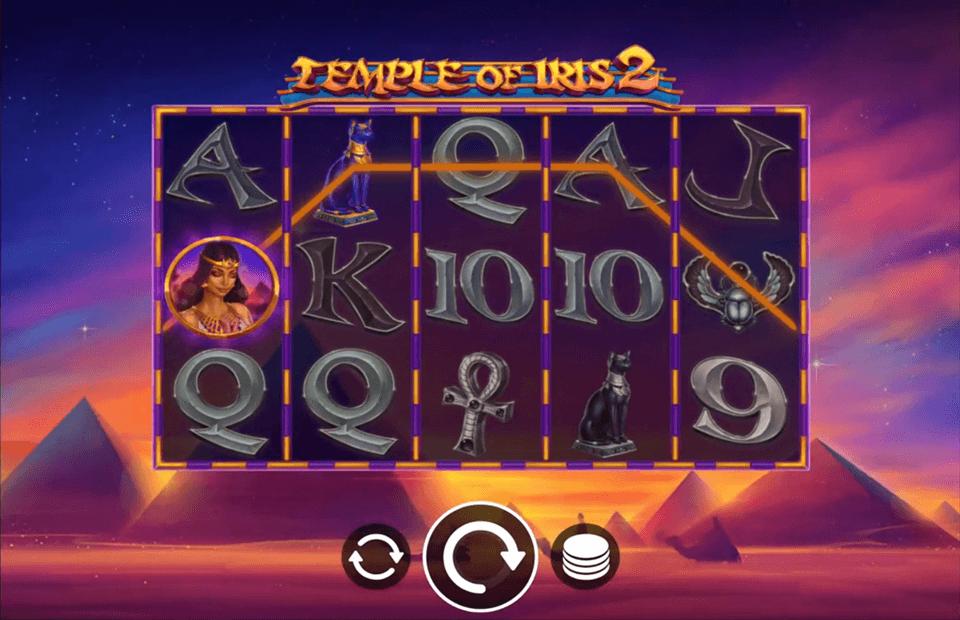Temple of Iris 2 Slot Online
