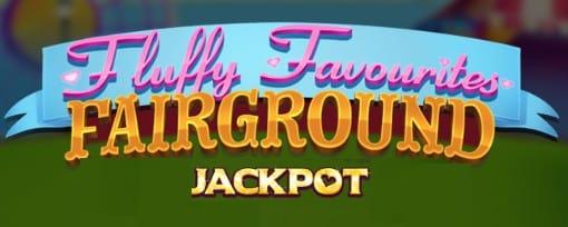 Fluffy Favourites Fairground Jackpot Slots Racer