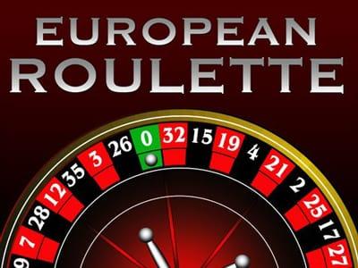 European Roulette Casino Game