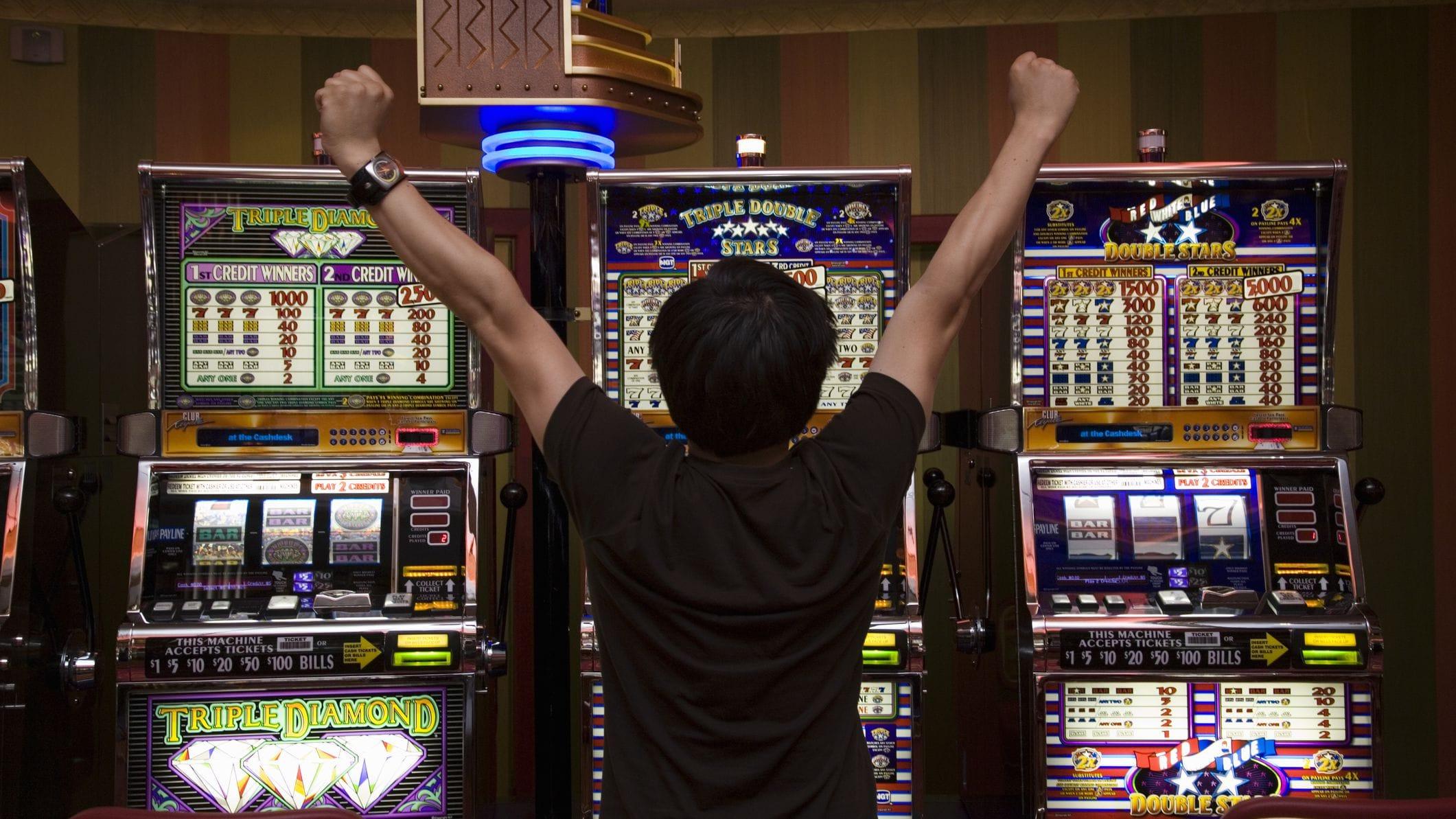 Classic Video Slots Machines