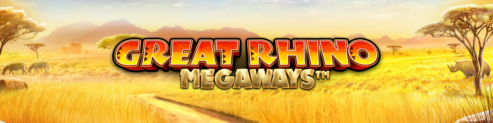 Great Rhino Megaways Slots Racer