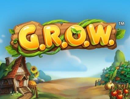 Grow Logo Slot