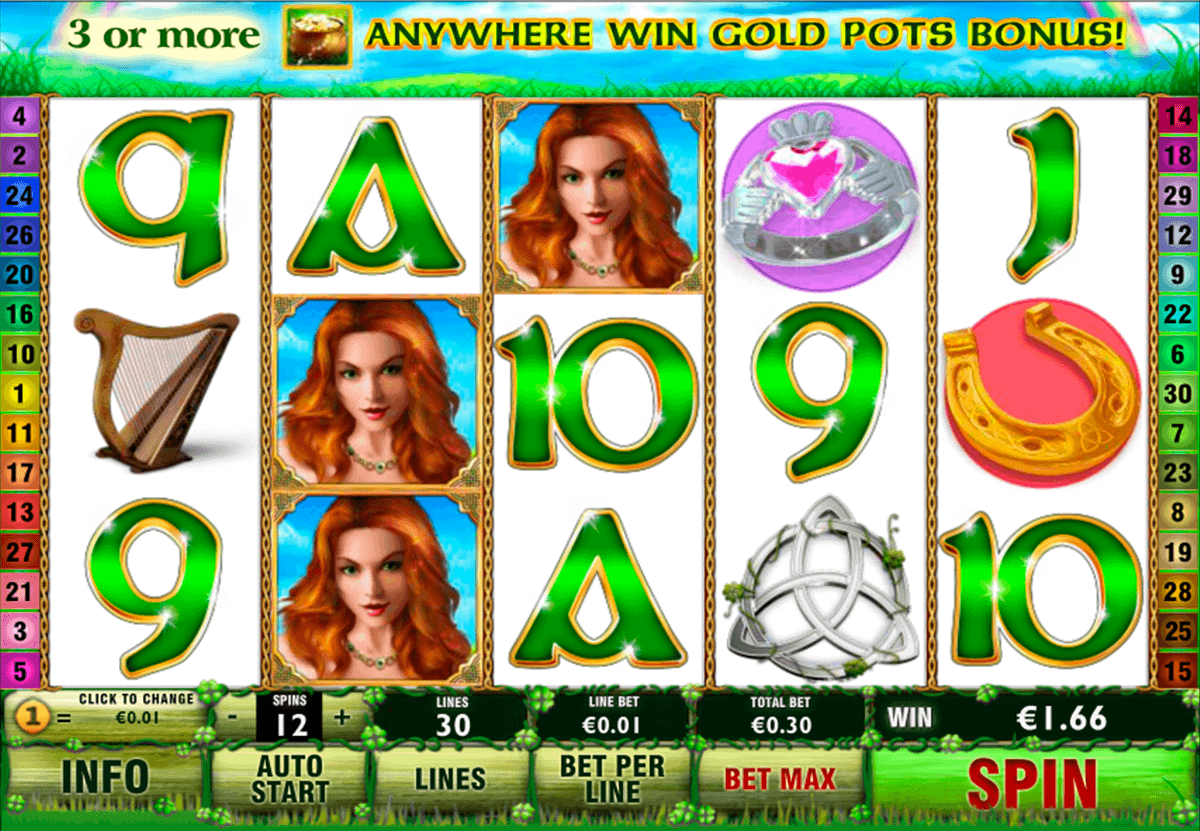 Irish Luck Slots Online