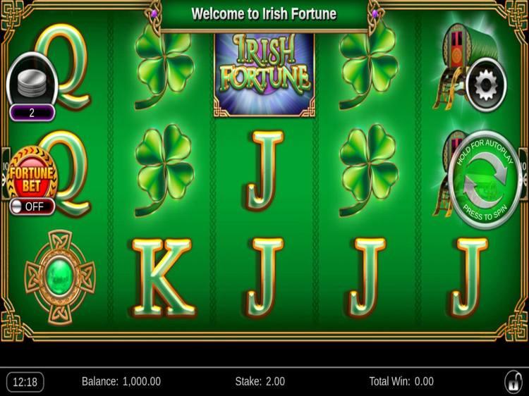 Irish Fortune Slot Online