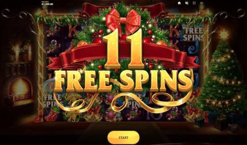 Jingle Bells Power Reels Free Spins