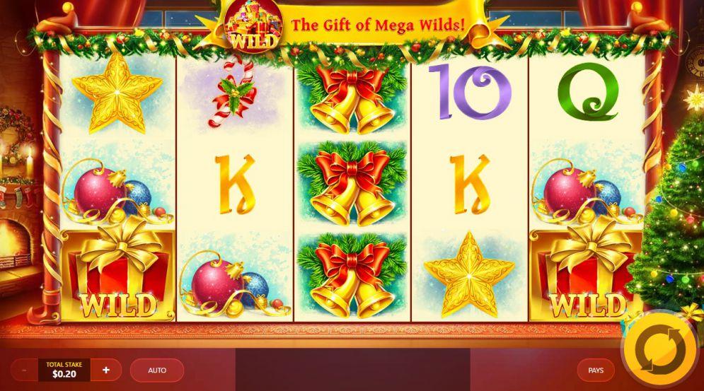 Jingle Bells Slot Gameplay 2