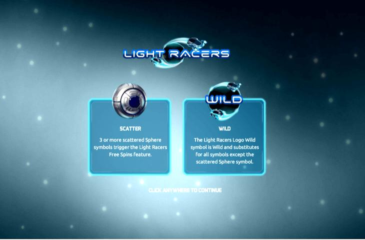 Light Racers Bonus