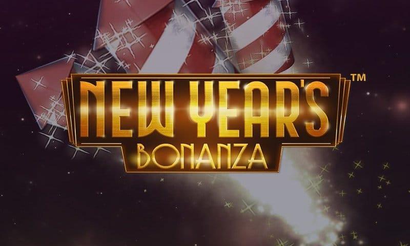New Year's Bonanza Slot Logo Slots Racer