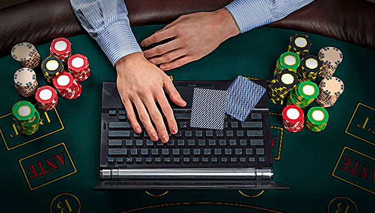 Registering at Online Casino