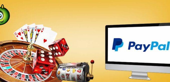 PayPal Casino & PayPal Slots