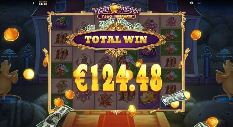Piggy Riches Megaways Casino Slots Bonus Features