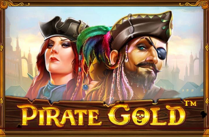Pirate Gold Slot Game Logo