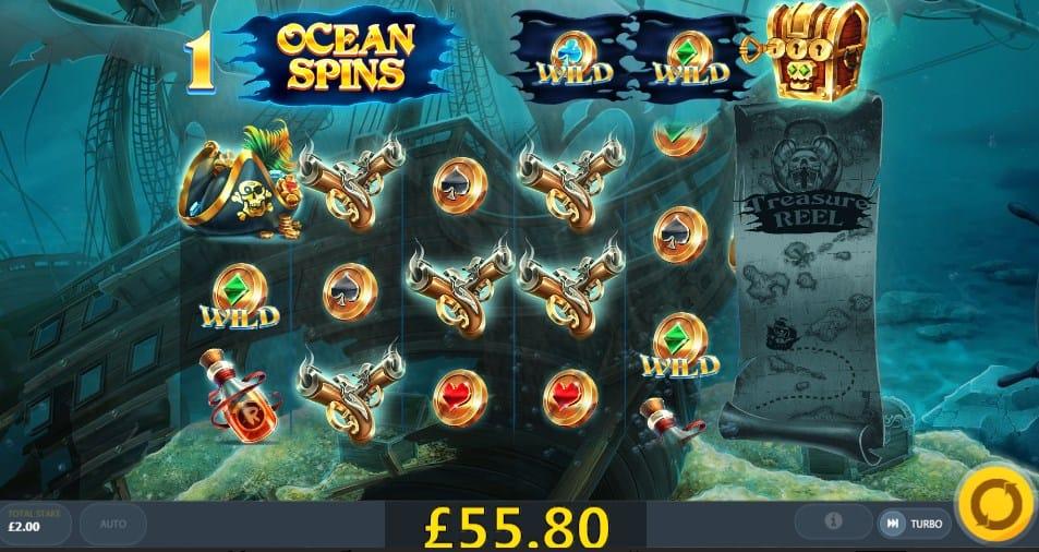 Pirates Plenty Slots Reels